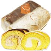 新潟米粉のもっちりロールケーキ「米っ娘ロール」