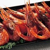 糸魚川市能生漁港産の新鮮な南蛮えび素干し