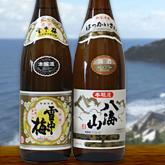 八海山&雪中梅セット 新潟銘酒1升瓶2本セット