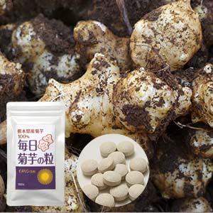 サプリメント 菊芋粒