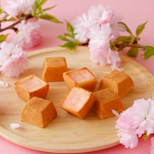 資生堂パーラー 春のチーズケーキ(さくら味)