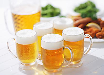 ビール(発泡酒・ノンアルコールビール含む)