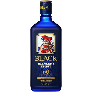 ブラックニッカブレンダーズスピリット 瓶700ml