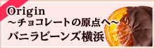 Origin ~チョコレートの原点へ~バニラビーンズ横浜