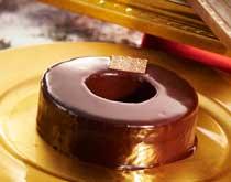 チョコレートケーキ、ザッハトルテ