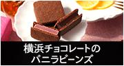 実力派濃厚チョコレートスイーツ 横浜チョコレートのバニラビーンズ