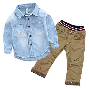 男の子服、靴