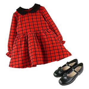 女の子服、靴