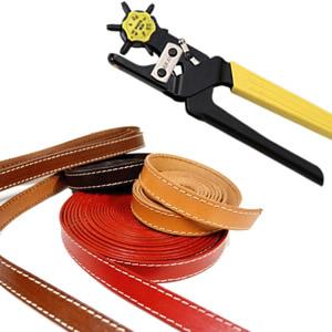レザークラフト道具、材料