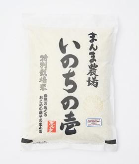 特別栽培米 まんま農場いのちの壱
