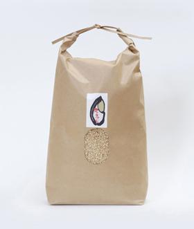 有機JAS認定 カミアカリ・玄米
