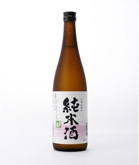 志賀泉 純米酒