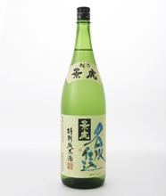 越乃景虎 名水仕込 特別純米酒