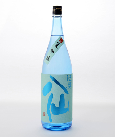 陸奥八仙 ブルーラベル 夏吟醸