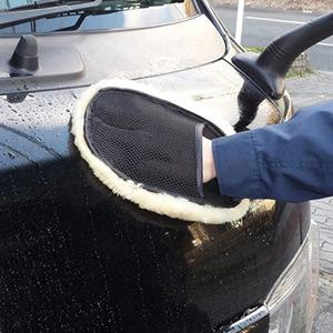 洗車用スポンジ、タオル