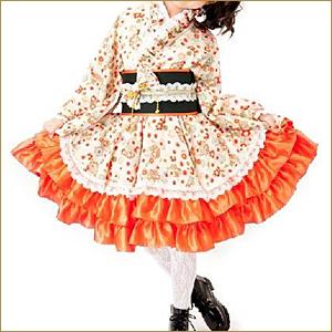 女の子 着物ドレス