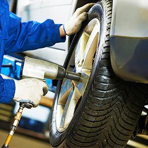 タイヤ取り付けサービス
