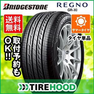 サマータイヤ ブリヂストン REGNO レグノ GR-XI 215/45R17 87W タイヤ単品1本