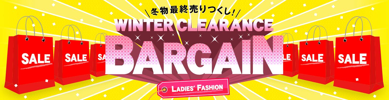 冬のクリアランスセール Ladies' - Yahoo!ショッピング