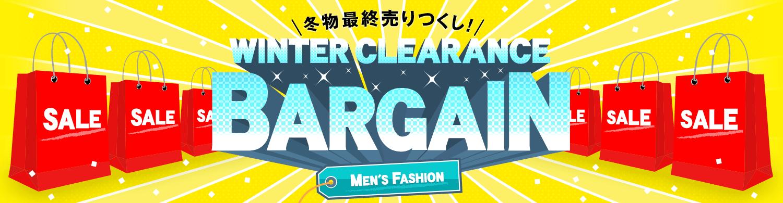 冬のクリアランスバーゲン Men's - Yahoo!ショッピング