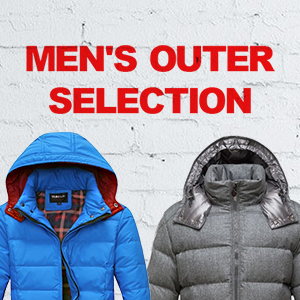 Men's Outer Selection
