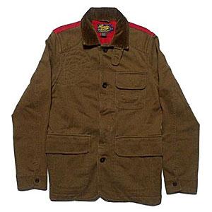 ハンティングジャケット