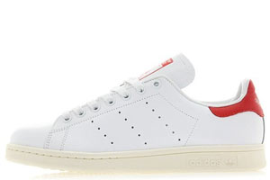 Stan Smith WHITE/RED