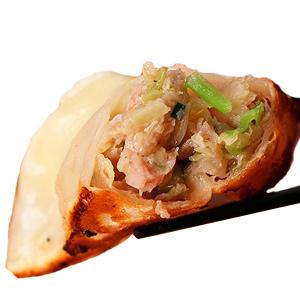 激辛キムチ餃子