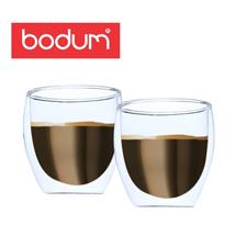 ボダム(Bodum)パヴィーナ ダブルウォールグラス 2個セット