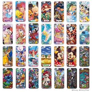 ディズニー名入れiPhoneケース
