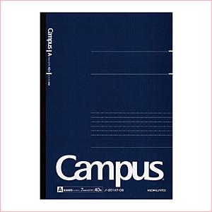 大人キャンパスノート