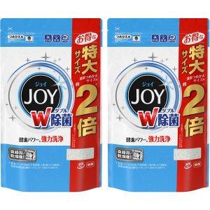 ハイウォッシュジョイ除菌 JOY 詰め替え 特大 930g 1セット(2個入) 食洗機用洗剤 P&G