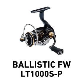 19BALLISTIC FW LT1000S-P