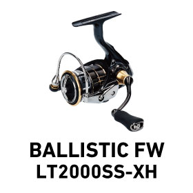 19BALLISTIC FW LT2000SS-XH