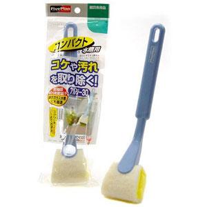 (9)コケ掃除用スポンジ
