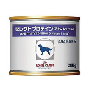 セレクトプロテイン(チキン&ライス) ウェット 缶 (200g)