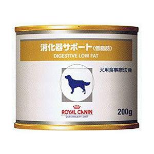 消化器サポート(低脂肪) ウェット 缶 (200g)