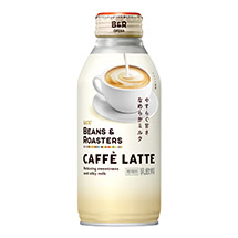 UCC BEANS & ROASTERS カフェラテ リキャップ缶375g