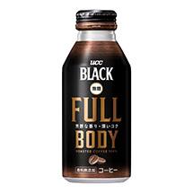 UCC BLACK無糖 FULL BODY リキャップ缶375g