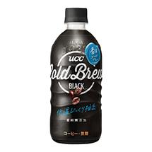 UCC COLD BREW BLACK PET500ml