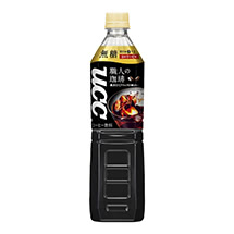 UCC 職人の珈琲 無糖 PET930ml