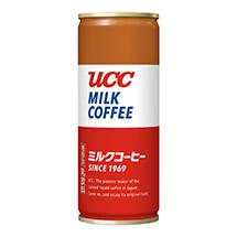 UCC ミルクコーヒー 缶 250g