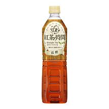 紅茶の時間 ストレートティー 低糖 PET930ml