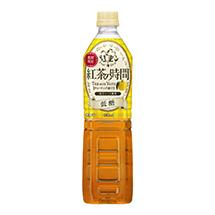 紅茶の時間 ティーウィズ柚子 低糖 PET930ml