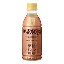 上島珈琲店 黒糖入りミルク珈琲 PET270ml