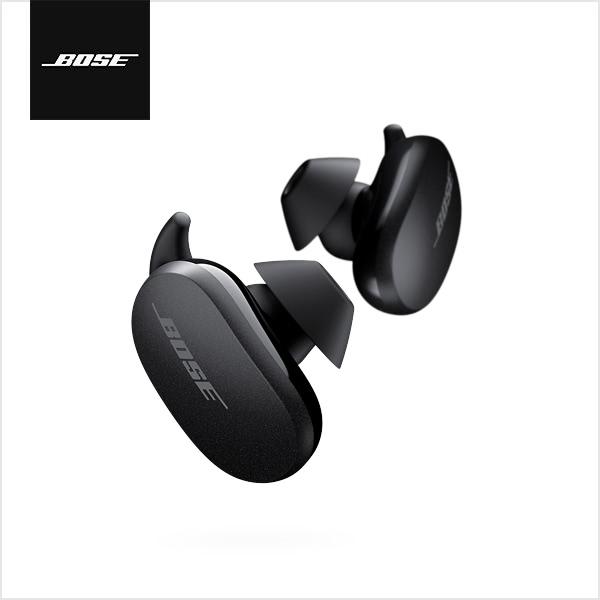 BOSE QuietComfort Earbuds 完全ワイヤレスイヤホン(ノイズキャンセリング) 黒
