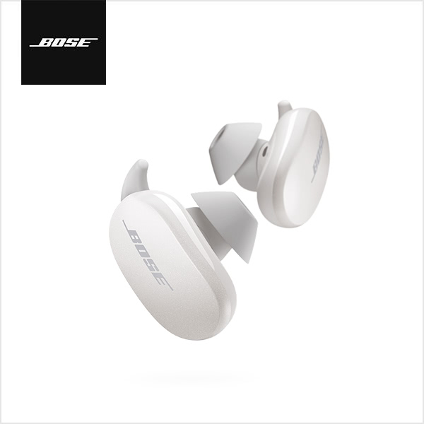 BOSE QuietComfort Earbuds 完全ワイヤレスイヤホン(ノイズキャンセリング) 白