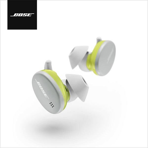 BOSE Sport Earbuds 完全ワイヤレスイヤホン 白
