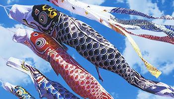 ワタナベ鯉のぼり
