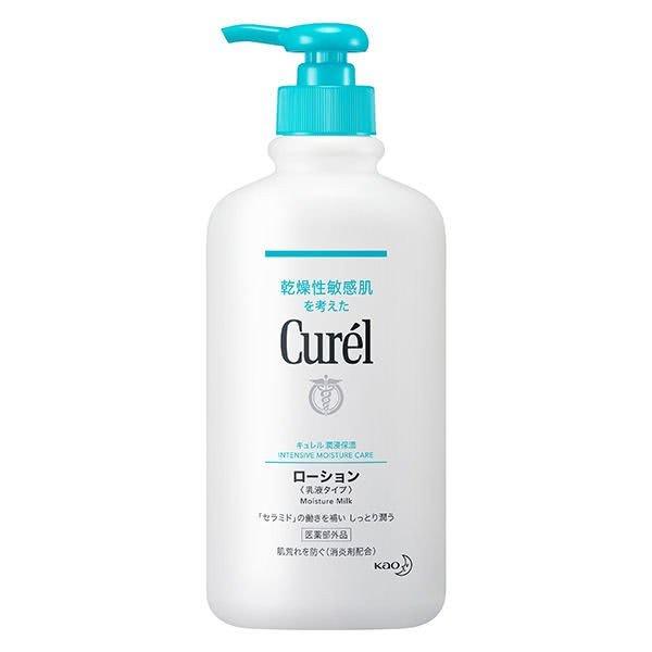 Curel(キュレル) ローション ポンプタイプ 410mL 花王 敏感肌